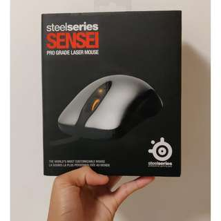 🚚 Steelseries Sensei Gaming Mouse