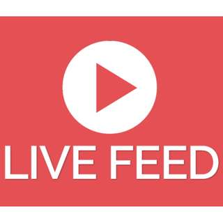 Social Media Live Feed for Events
