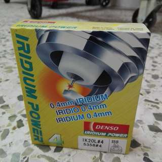 DENSO Iridium Power IK20 Spark Plug 4pcs/box.