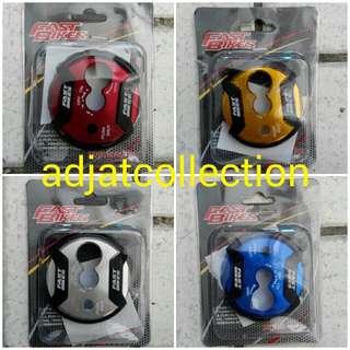 Cover Tutup Kunci Kontak Motor NMAX Soul GT dan Xeon merk Fastbikes