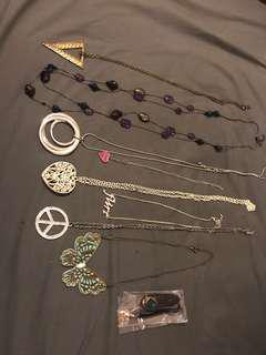 $2 each necklaces