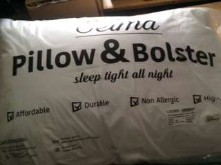 Bantal pillow & bolster