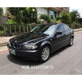 2004年 BMW 318i  2.0cc