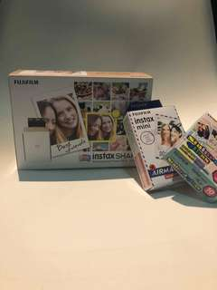 Instax printer with free films