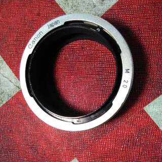 Canon FD Extension Tube M20