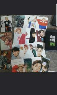 NCT 2018 OFFICIAL SPRING FAN PARTY PC