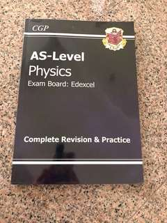 🚚 EDEXCEL AS- Level PHYSICS