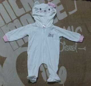 Hello Kitty infant wear