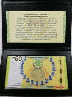 MRR60 Commemorative Notes