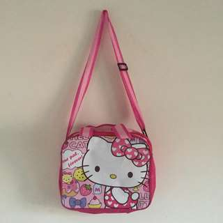 PL! Tas Slempang Hello Kitty