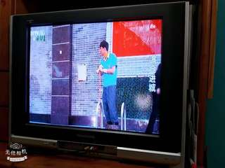 "Toshiba CRT 25"" TV 25吋電視機"