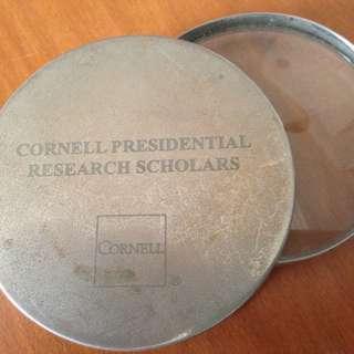 cornell award  momento
