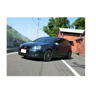 2009年 福斯 GOLF GTI   藍 ✅0頭款 ✅免保人✅低利率✅低月付 FB搜尋:阿源 嚴選二手車/中古車買賣