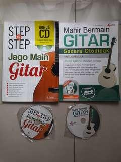 Buku Panduan Belajar Bermain Gitar Autodidak
