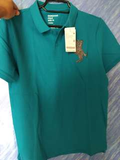 Authentic Giordano Polo Shirt