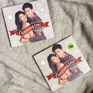 Kathniel Christmas Love Duets Album