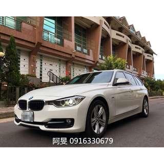 12年 BMW 320d Toruing 2.0