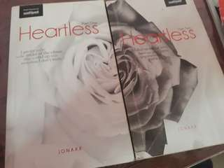 Heartless book 1 and 2