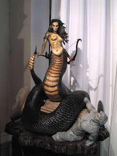 ARH Medusa Statue