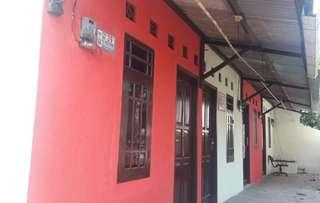 Dikontrakkan Rumah 4 Pintu di Bekasi