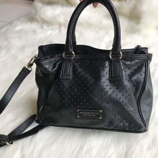 MORGAN de Toi Black Sling Bag