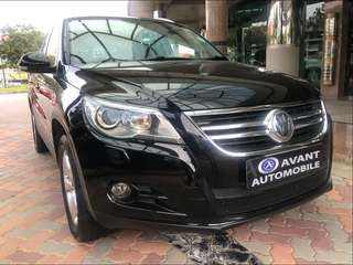 Volkswagen Tiguan 2.0 Auto TSI