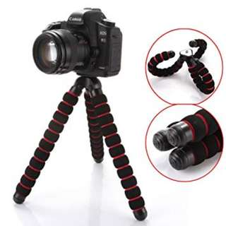 519 Octopus Flexible Tripod Stand
