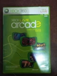 Xbox Live Arcade Xbox360