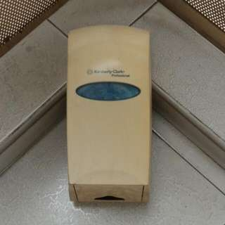 Kimberly-Clark Bulk Toilet Paper Dispenser