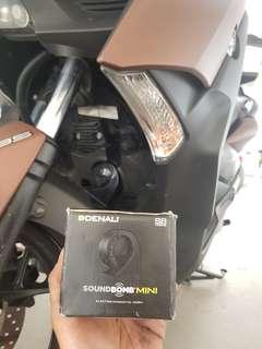 Denali soundbomb horns