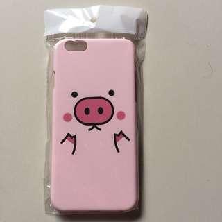 🌸BRANDNEW🌸 Cute Pig Pink Hard Case Iphone 6, Iphone 6s