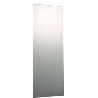 Mirror 120 x 30cm framless long body mirror