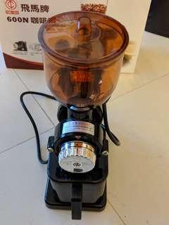 飛馬牌600N平刀電動咖啡磨豆機