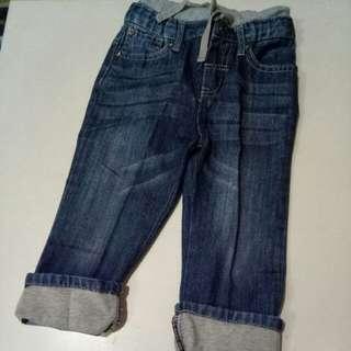 Celana Jeans for 2yo