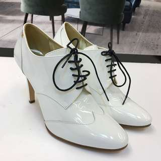 Chanel Patent Shoes