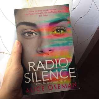 Radio Silence Book (softbound)