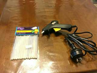 Offer! Art & craft used glue gun. Text for quick deal!