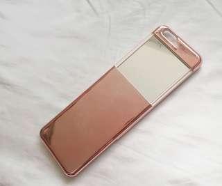 BERSHKA Iphone 6/6s case with mirror