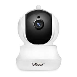 1270. ieGeek IP Camera Home Wireless Security Camera with Pan/Tilt/Zoom, Two-way Audio, HD Night Vision, Motion Detection, Email Alarm, Micro SD Recording for iPhone/Android Phone/iPad/Windows Remote View