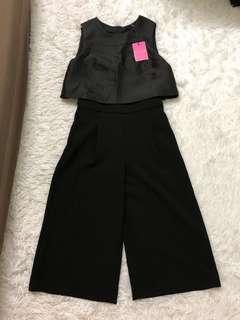 [BNWT] Dressing Paula Black Jumpsuit