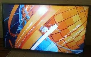 LG 4k超高清43吋電視機