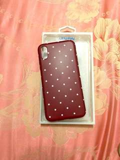 JUAL LOLY POLY CASE IPHONE X!!!