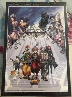 Kingdom Hearts 2.8 Jigsaw Puzzle 1000 pcs.