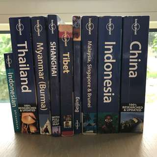 Lonely Planet Collection - 8 Asian Destinations