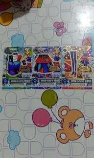 星夢學園卡($5一套)