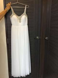 35483441f1c Brand New Forever New Rom  pre wed  Wedding dress
