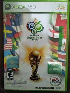 Fifa 2006 Germany Xbox360