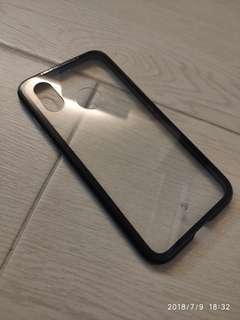 全新小米8手機殼 透底 硬邊 完全貼身