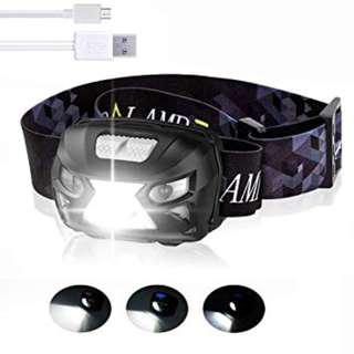 526 Headlamp USB Rechargeable Headlamp