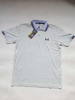Under Armour Polo T Shirt M to XXL